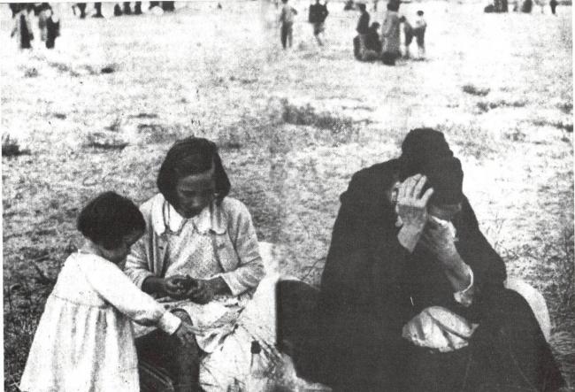 El exilio vasco tras la Guerra Civil — Cortesía de PHOTOMUSEUM. Argazki & Zinema Museoa