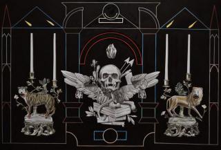 Maríajosé Gallardo — Cortesía del Consorcio de Galerías de Arte Contemporáneo