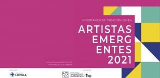 III Certamen de Creación Joven Artistas Emergentes 2021