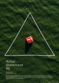 Artist Statement #6 - Poster