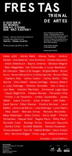 Frestas – Trienal de Artes Sesc Sorocaba