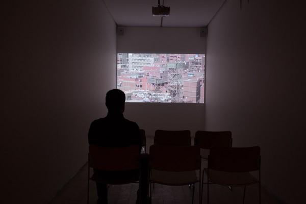 TERESA SOLAR ABBOUD. Al Haggara, 2015. Vídeo HD, color, audio.  37´