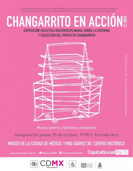 Changarrito en acción