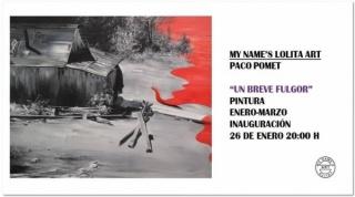 Paco Pomet. Un breve fulgor