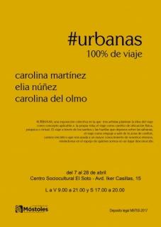 #urbanas 100% de viaje
