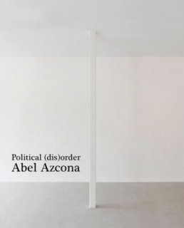 Abel Azcona – Political (dis)order – Cortesía de dAM   Espace de Andrés-Missirlian