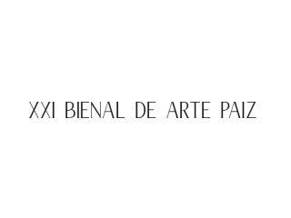XXI BIENAL DE ARTE PAIZ