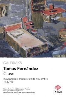 CRASO. Imagen cortesía Galería XS