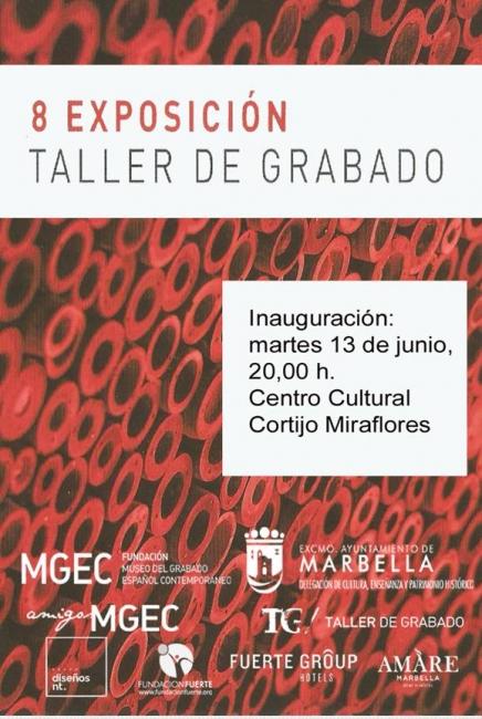 8ª Exposición Taller de Grabado