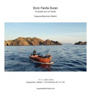 Enric Farrés Duran. Empezar por el medio