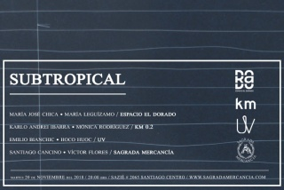 Subtropical. Imagen cortesía Espacio El Dorado