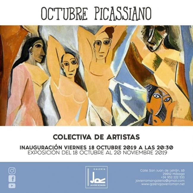 Octubre Picassiano