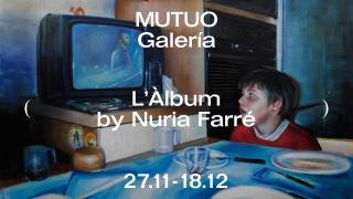 Núria Farré. L'àlbum