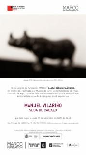 Manuel Vilariño. Abada, 2010. Hahnemühle sobre aluminio, 150 x 200 cm. ©Manuel Vilariño, VEGAP, Madrid 2020 — Cortesía del MARCO - Museo de Arte Contemporáneo de Vigo
