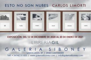 Carlos Limorti. Esto no son nubes