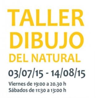 Taller de dibujo del natural impartido por Xabier Correa Corredoira