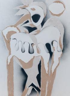 Dudu Santos, sem ti?tulo 2015, acrilica sobre papel