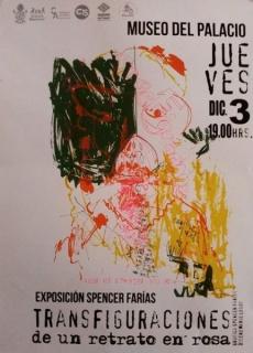 Spencer Farías, Transfiguraciones de un retrato en rosa