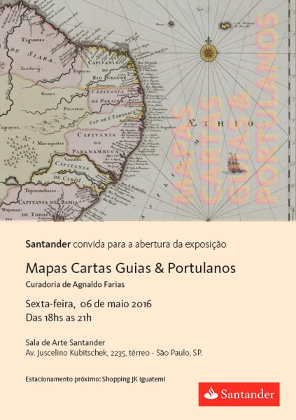 Mapas, Cartas, Guias & Portulanos
