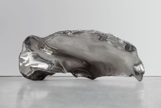 Frozen Wave (The Conservation of Energy), 2015 © Marc Quinn