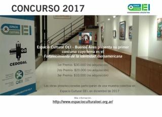 Flyer Concurso 2017