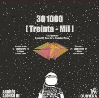 Treinta - Mil
