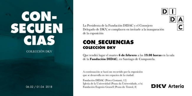 Con-Secuencias. Colección DKV