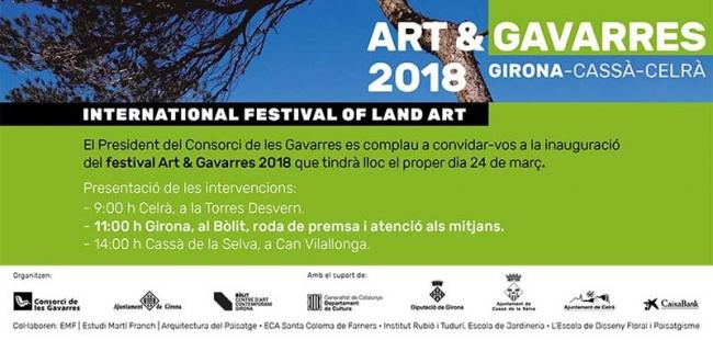 Art & Gavarres 2018