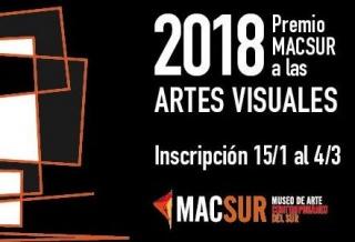 PREMIO MACSUR A LAS ARTES VISUALES 2018