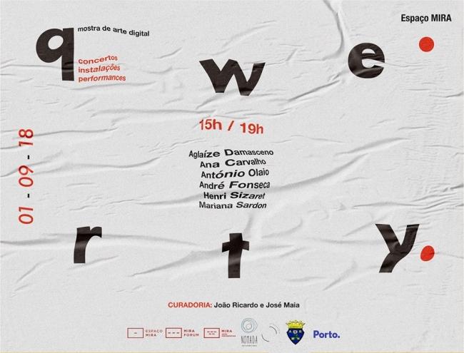 Qwerty _ mostra de arte digital