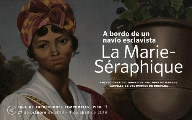 A bordo de un navío esclavista, La Marie-Séraphique