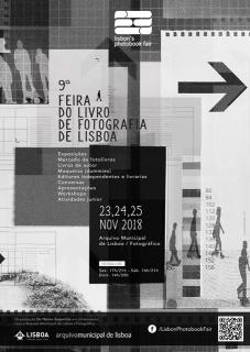 9ª Feira do Livro de Fotografia de Lisboa