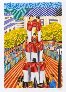La torre humana