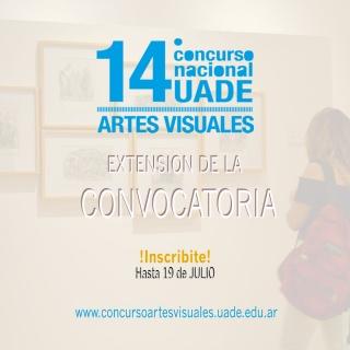 14 Concurso nacional UADE de Artes Visuales