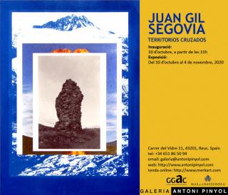 Juan Gil Segovia: Territorios Cruzados