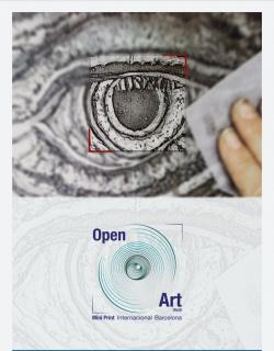 Open Art 20x20 Mini Print Internacional Barcelona 2021