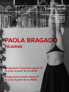 Paola Bragado. Pájaras