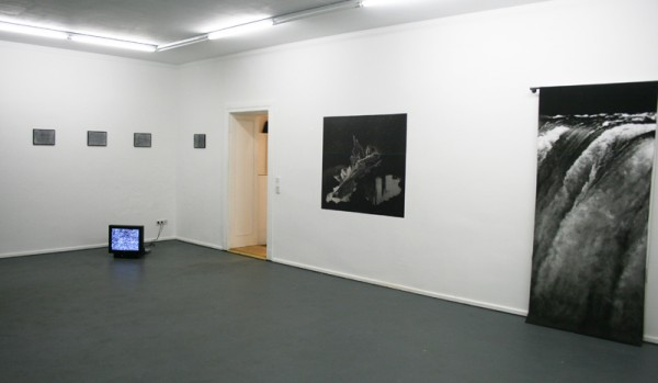 ASHES, 2015-2016. Exhibition view.