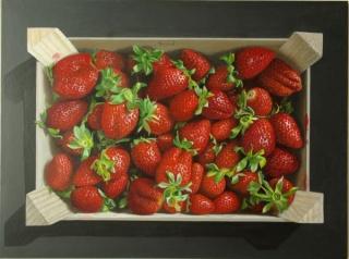Barberán, Caja de fresas