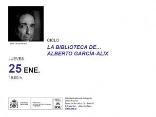 La Biblioteca de… Alberto García-Alix