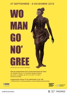 Woman go no'gree