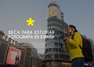 Becas para los Masters de Fotografía Too Many Flash 2019