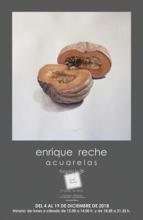 Enrique Reche. Acuarelas