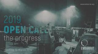Convocatoria Artística para la exposición colectiva La Gran Máquina VI y los Premios Embarrat 2019