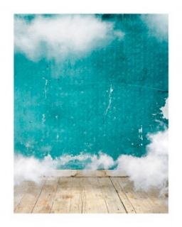 Xurxo Gómez-Chao. Hotel Earle. Habitación de las Flores Azules. Fotografía sobre papel Ilford Galerie 350 gr. Ed.8 + PA, 20x15 cm. — Cortesía de la galería Bea Villamarín