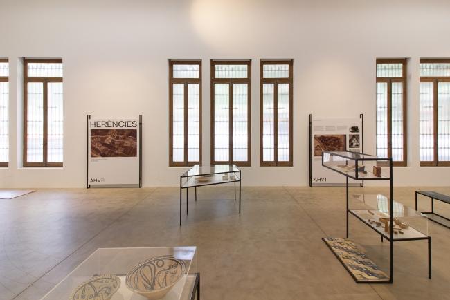 Herencias. Las alquerías de la huerta de València — Cortesía de la Fundació Per Amor a l'Art