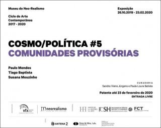 Cosmo/política #5: Comunidades provisórias