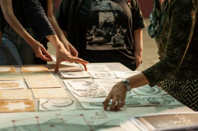 Meios e processos de criação. Orientação Katia Salvany — Cortesía de la Fundação Marcos Amaro