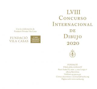 LVIII Concurso Internacional de Dibujo 2020