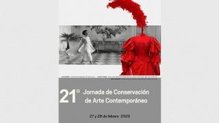 21ª Jornada de Conservación de Arte Contemporáneo